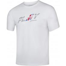 Tee-Shirt Babolat Exercise Country Blanc