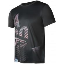 Tee-Shirt Babolat Exercise Big Babolat Noir