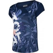 Tee-Shirt Babolat Femme Exercise Graphic Marine