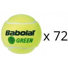 Recharge De 72 Balles Babolat Green