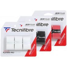Surgrips Tecnifibre Pro Players x3 Blanc