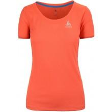 Tee-Shirt Odlo Femme MC Kumano F-Dry Rouge