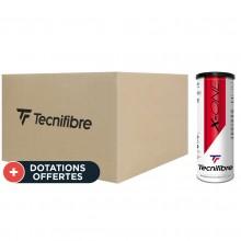 Carton De 36 Tubes De 3 Balles Tecnifibre X-One