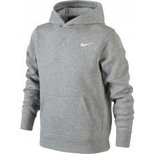 Sweat Nike Junio à Capuche YA76 Brushed Fleece Gris