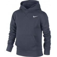 Sweat Nike Junio à Capuche YA76 Brushed Fleece Obsidian