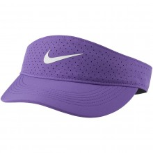 Visière Nike Court Femme Advantage Violette