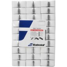 Recharge de 60 Surgrips Babolat Pro Tacky Blancs