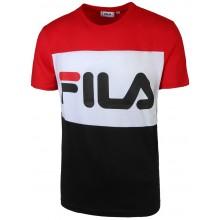 Tee-Shirt Fila Day 3 Couleurs Rouge