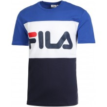 Tee-Shirt Fila Day 3 Couleurs Bleu