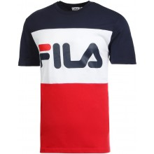 Tee-Shirt Fila Day 3 Couleurs Rouge