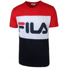 Tee-Shirt Fila Day 3 Couleurs Marine