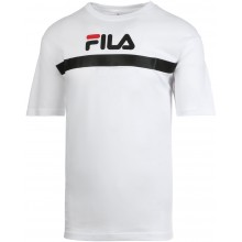 TEE SHIRT HOMME FILA STRIPES FRM191011 BLANC Set & Match