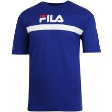 Tee-Shirt Fila Anatoli Manches Courtes Bleu