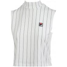 Tee-Shirt Fila Femme Westry Sans Manches Blanc