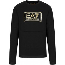 Sweat EA7 Train Gold Label Noir