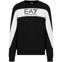Sweat EA7 Training Urban Colorblock Noir