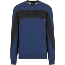 Sweat EA7 Urban Colorblock Bleu