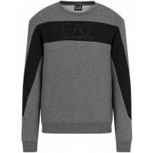 Sweat EA7 Urban Colorblock Gris