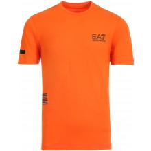 Tee-Shirt EA7 Training Dynamic Ventus7 Orange