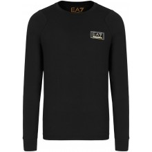 Tee-Shirt EA7 Training Casual Gold Label Noir