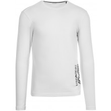 Tee-Shirt EA7 Training Fundamental Visbility Blanc