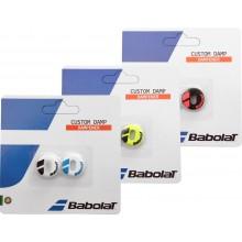 Antivibrateurs Babolat Custom Damp X2 Noir/Blanc/Rouge