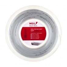 Bobine MSV Focus Hex Soft Blanc (200m)