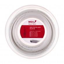 Bobine MSV Focus Hex Plus 38 Blanc (200 Mètres)