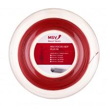 Bobine MSV Focus Hex Plus 38 (200 Mètres)