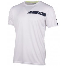 Tee-Shirt Dunlop Crew Club Blanc