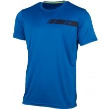 Tee-Shirt Dunlop Crew Club Bleu