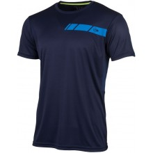 Tee-Shirt Dunlop Crew Club Marine