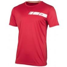 Tee-Shirt Dunlop Crew Club Rouge