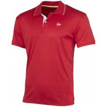 Polo Dunlop Club Rouge