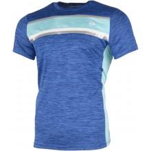 Tee-Shirt Dunlop Crew Performance Bleu