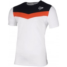 Tee-Shirt Dunlop Junior Essentials Blanc