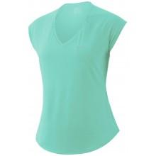 Tee-Shirt Nike Court Femme Pure Turquoise