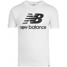 Tee-Shirt New Balance Lifestyle Blanc