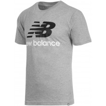 Tee-Shirt New Balance Lifestyle Gris