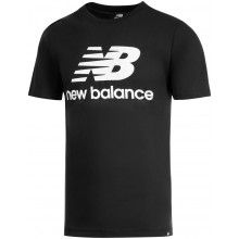 Tee-Shirt New Balance Lifestyle Noir