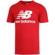 Tee-Shirt New Balance Lifestyle Rouge