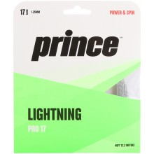 Cordage Prince Lightning Pro Argent (12 Mètres)