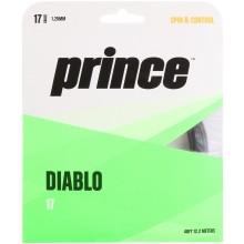 Cordage Prince Diablo Noir (12 Mètres)