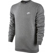 Tee-Shirt Nike Fleece Manches Longues Gris