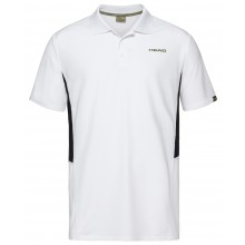 Polo Head Club Tech Blanc