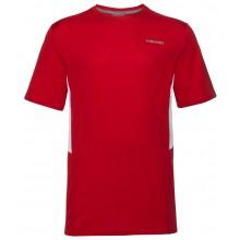 Tee-Shirt Head Club Tech Rouge