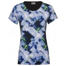 Tee-Shirt Head Femme Vision Mia Bleu