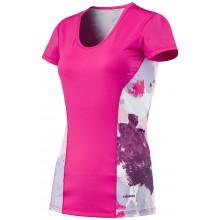 Tee-Shirt Head Femme Vision Rose