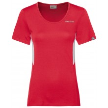 Tee-Shirt Head Femme Club Tech Rose