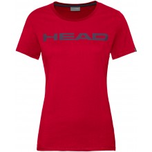 Tee-Shirt Head Femme Club Lucy Rouge
